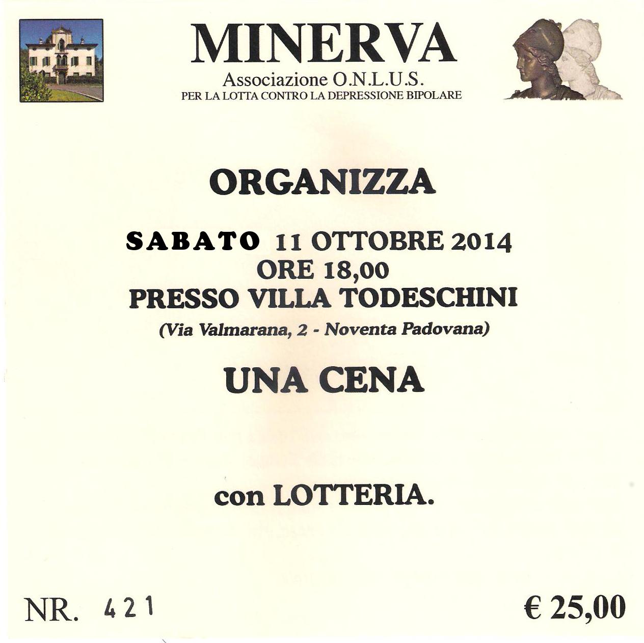 locandina_111020142 Cena lotteria dell'11 ottobre 2014