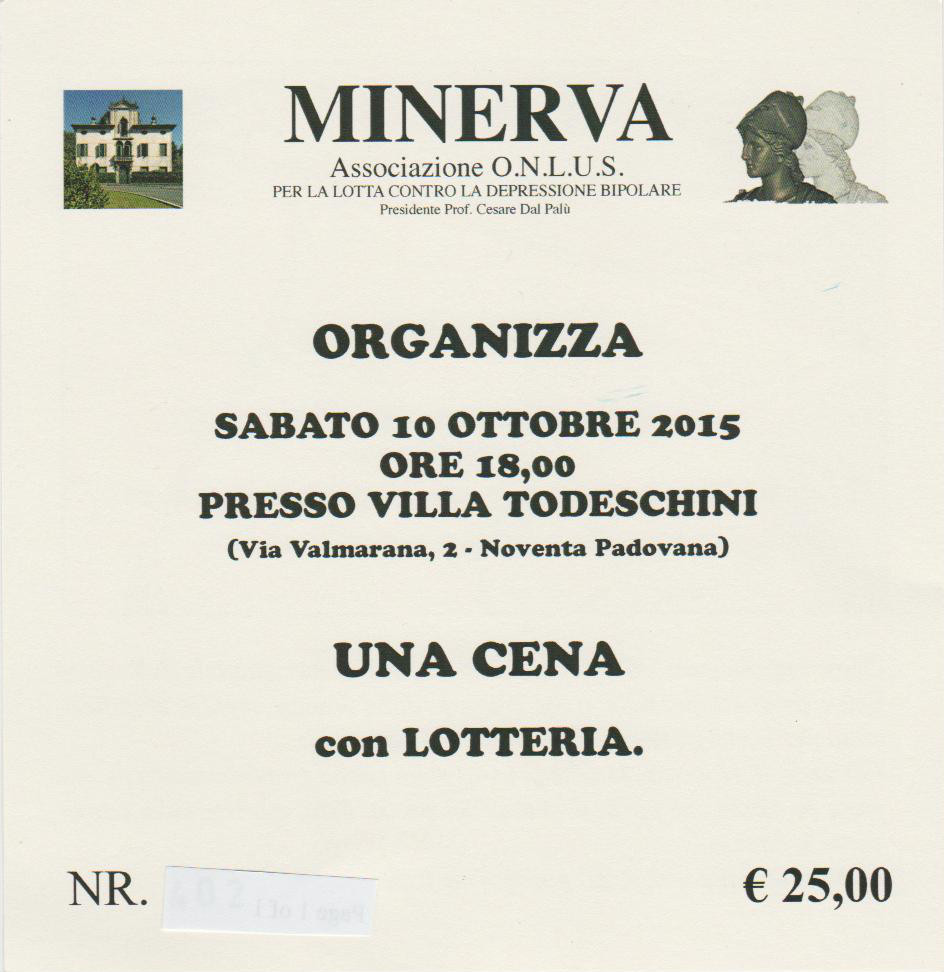 locandina_001b Cena lotteria del 10 ottobre 2015
