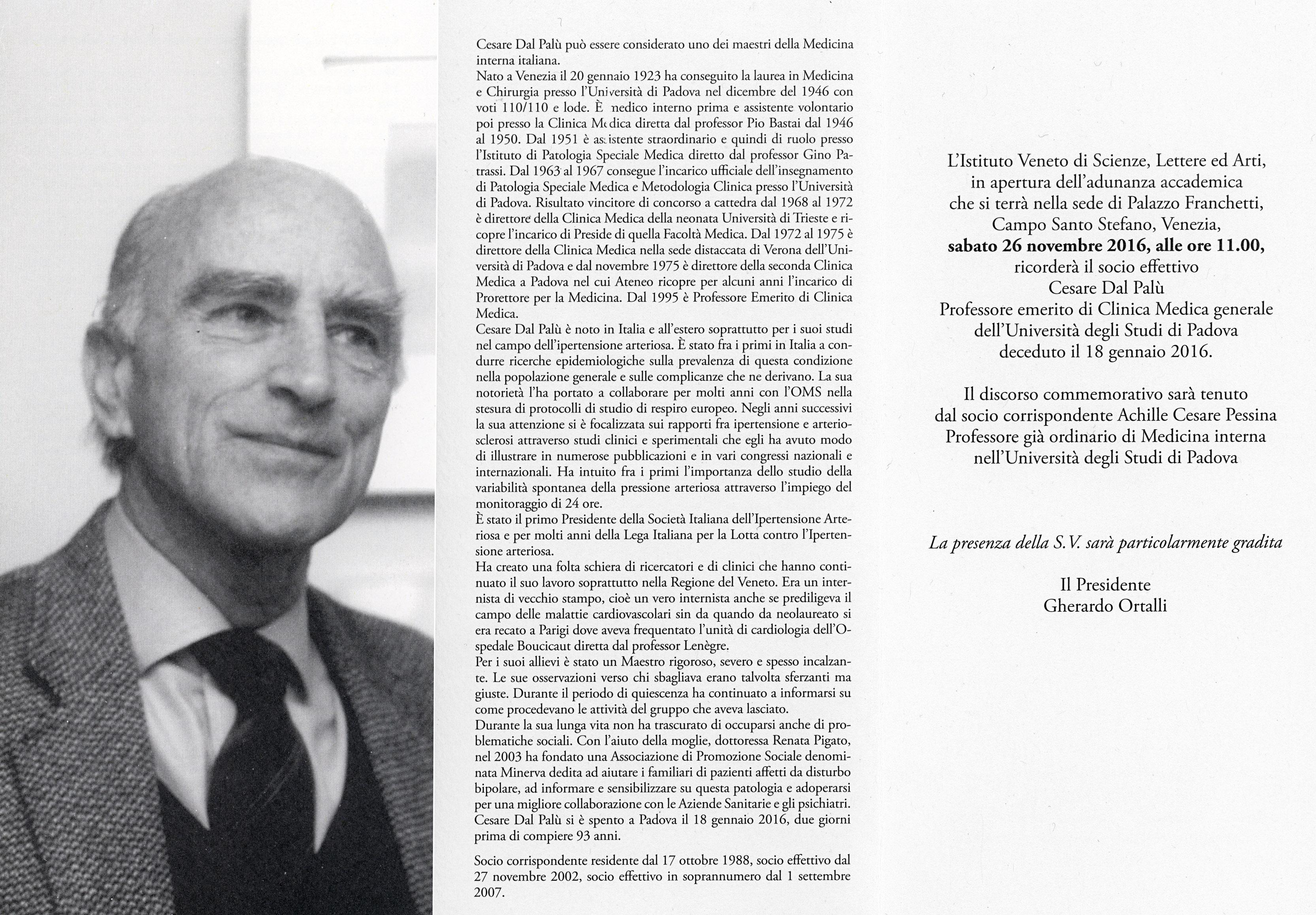 IMG_0243 Commemorazione del prof. Cesare Dal Palù