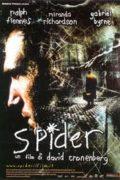 locandina-spider_180_120 Film Consigliati Disturbo Bipolare