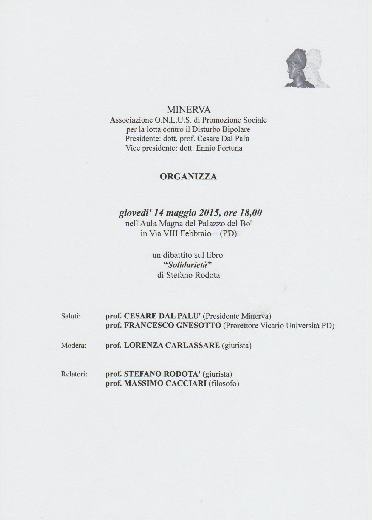 Locandina_2015_05_141 Dibattito - 14 maggio 2015